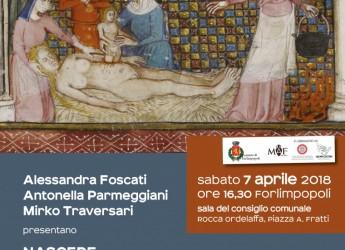 Forlimpopoli.  Ausl Romagna Cultura presenta il libro: 'Nascere. Il parto dal tardoantico all'età moderna'.