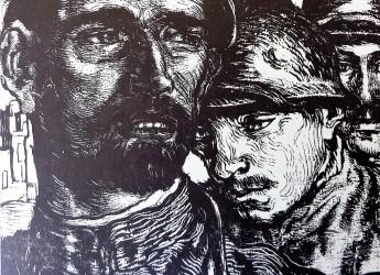 Cesena. Alla Malatestiana: 'Gino Barbieri artista in trincea', testo inedito di Giannetto Malmerendi.