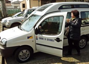 Bassa Romagna. A Cotignola si allarga alla socializzazione  il trasporto per anziani e disabili.