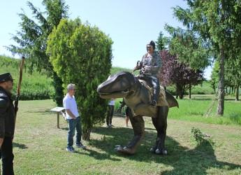 Giovecca di Lugo. Inaugurato ' Gea- Giardino del tempo'. Dal villaggio preistorico al giardino sensoriale.
