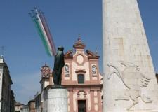 Lugo.Il 19 giugno, sorvolo della pattuglia delle Frecce tricolori. Per ricordare Francesco Baracca.