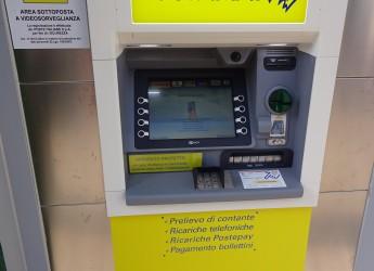 Forlì. Sportelli automatici di nuova generazione in otto uffici postali. Con schermi touch screen.