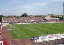 Rimini. Stadio Romeo Neri: approvato il progetto per sostituire la copertura della tribuna centrale.