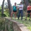 Ravenna. L'urban trail  'Città d'acque' apre le mura della città! Dal 1° luglio, a passeggio sulle antiche mura.