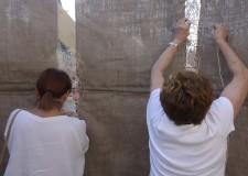 Cervia Milano Marittima. SaccoLibero: l'installazione artistico-ambientale di Antonella De Nisco.