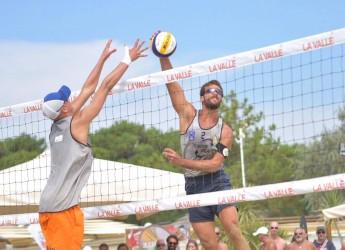 Ravenna. Beach volley internazionale a Marina di Ravenna. Per la seconda volta al 'Coco Loco'.