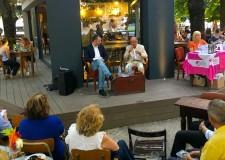Forlì. Presentato a 'La fiasca' il libro 'Anima e coraggio'. Autobiografia del prof. Dino Amadori.
