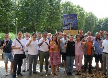 Santarcangelo d/R. XX 'Calici di stelle':  torna l'atteso appuntamento con il buon vino di Romagna.