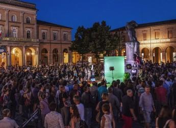Santarcangelo d/R. Festival verso la chiusura. 48ma edizione con significativo successo di pubblico.