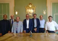 Cesena. Primo incontro tra Amministrazione comunale e ' nuovi' vertici del 'nuovo' Cesena.