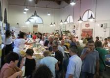 Santarcangelo d/R. In tanti ad inaugurare la rinnovata Pescheria comunale di via Cesare Battisti.