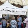 Faenza. 'Giocare con la ceramica' degli 'Amici del Fontanone',  in uno stand ad Argillà Italia 2018.