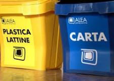 Forlì. E' partita da Ciola la distribuzione dei contenitori per il 'porta a porta' a 'tariffa puntuale'.