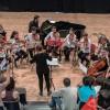 Santarcangelo d/R. Cento giovani musicisti per il concerto finale del  Campus internazionale di musica.