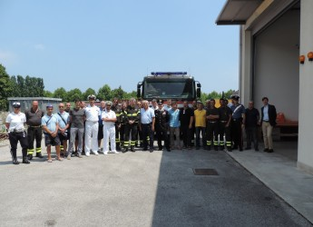 Bellaria Igea Marina. Operativo fino al 2 settembre p.v. il distaccamento dei Vigili del fuoco.