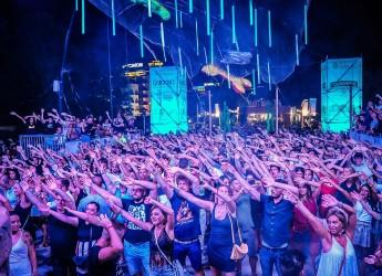 Rimini. Con 10mila presenze al giorno. La lunga settimana del Ferragosto Beach Festival.
