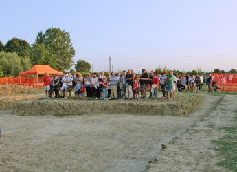 Lugo. Open day: lezione di storia presso gli scavi archeologici di Zagonara. Con i risultati ottenuti.