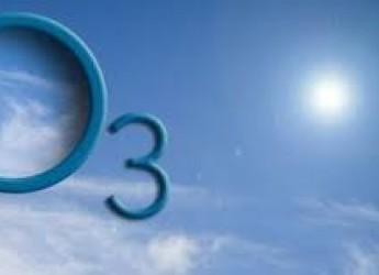 Forlì-Cesena. In luglio diversi superamenti della soglia di 120 µg/m3. Ozono in crescita col caldo.