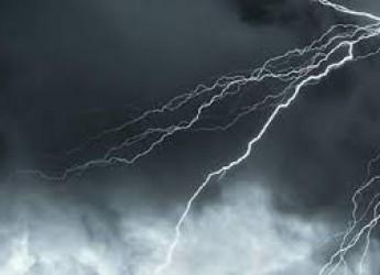 Ravennate. Allerta meteo 'gialla' per criticità  maltempo. Dalla mezzanotte di venerdì 24.