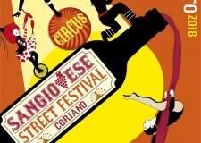 Coriano di Rimini. Notti di vino, street food e circo. Sotto le stelle al Sangiovese street  festival.