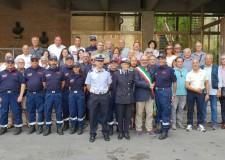 Ravenna. Lunedì, riaperte le scuole. Volontari dell'associazione Carabinieri pronti per la vigilanza.