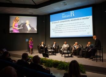 Cesena. Sold out per 'Fattore R', il forum  che discute di crescita sostenibile. Con due  tavole rotonde.