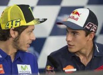 Non solo sport. Il Maestro: ' No Marc, non occorre stringere la mano. Basta il rispetto'. Echi da Monza.
