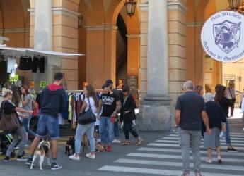 Santarcangelo d/R. Fiera di San Michele ( dal 27 settembre). Con un'anteprima 'carico' di eventi.