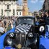 Mantova. Moceri e Bonetti in trionfo al GP 'Nuvolari'. Per la  gara d'auto d'epoca  più bella al Mondo.