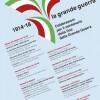 Ravenna. Celebrazioni,   20 ottobre – 4 novembre, della Grande guerra.Mostra a palazzo Rasponi.