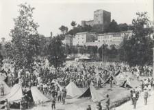 Santarcangelo d/R. Mostra con i materiale dei cittadini. Per il centenario della Grande guerra.