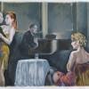 Cesena. Dagli eredi di Alberto Sughi, 80 opere dell'artista cesenate in dono alla Pinacoteca comunale.