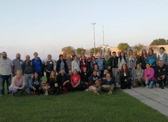 Cattolica. L'Acquario ha ospitato nel weekend un workshop per addestrare animali con nuove tecniche.