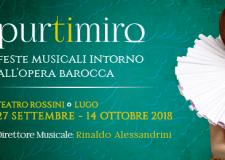 Lugo di Romagna. Festival 'Purtimiro', seconda settimana. Dal 4 al 7 ottobre 6 eventi in programma.