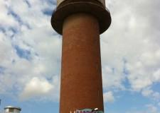 Rimini. Sarà demolita la 'torre dell'acqua' di via Ambrosoli a Miramare. Da tempo fuori servizio.