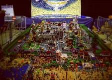 Ravenna. Brick Festival 2018: il fantastico mondo dei mattoncini Lego. Costruiamo con fantasia.