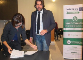 Savignano s/R. 'Smart commuting', anche la città  nel progetto europeo di Rimini dedicato ai pendolari.