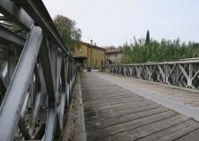 Santarcangelo d/R. Lavori al ponte Bailey sull'Uso e  nelle vie Felici e San Vito. Per un importo di 85mila euro.