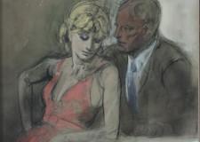 Cesena. Prolunga fino al 3 febbraio la mostra delle  opere donate alla Città da Serena e Mario Alberto Sughi.