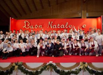 Rimini. Natale e festività  profumate di cacao. Per  celebrare il 40° anno di San Patrignano. Il menù.