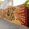Cesenatico. All'asta il bel murales realizzato da Luca Barcellona. Ricavato pro associazioni non profit.