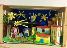 Bassa Romagna. All'asilo 'Spada' un presepe per i più piccoli. (Ri) scoprire Gesù, 'nato' a Betlemme.
