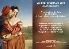 Rimini. Nuovo libro di Meldini ' La Riminese. Venti ritratti di donne da Francesca alla Saraghina'.