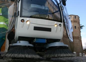 Capodanno. A Cesena e Cesenatico raccolti 3 mila kg di rifiuti. Ora tutti avviati al recupero.
