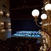 Rimini. Tutto esaurito  alle repliche del concerto per l'inaugurazione del teatro comunale 'Amintore Galli'.