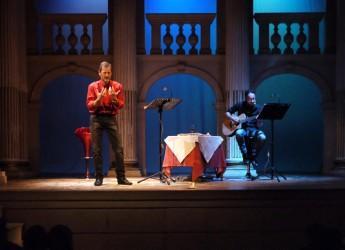San Giovanni in M. Al teatro 'Massari' in scena ' Divina commedia al bar'. Con Il  granaio dei sogni .