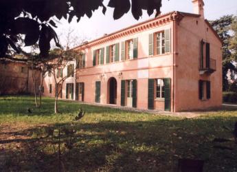 Forlì. Villa Saffi, nelle 'Case della memoria'. Aurelio, protagonista del Risorgimento italiano.