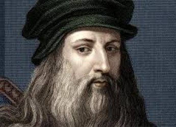 Forlì. In Romagna con Leonardo da Vinci. Davide Gnola al Centro di cultura romagnola 'E' racoz'.
