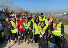 Rimini. Via la plastica dal  Marecchia. Ottimi risultati per  la giornata ecologica organizzata  dal CI.VI.VO.