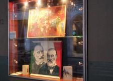 Forlì. '800 e più: forme d'arte in vetrina'di Anny Wernert. Fino all'8 aprile, alla Camera di commercio.